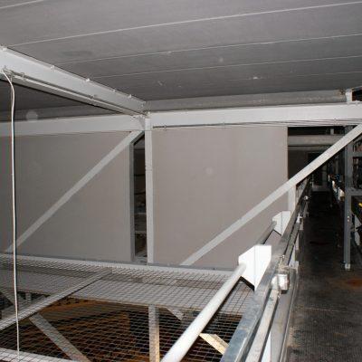 Aluminium Rigging Bridge for Theatre Installation