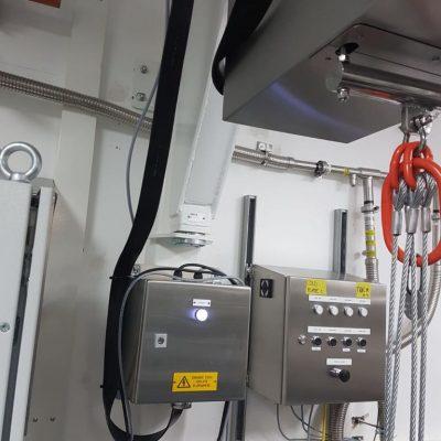 Bespoke Cleanroom Electric Wire Rope Hoist