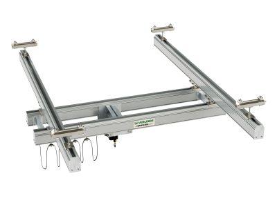 ALU Lightweight Crane - Double Girder (Aluminium)