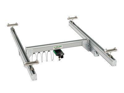 ALU Lightweight - Single Girder Crane (Aluminium)