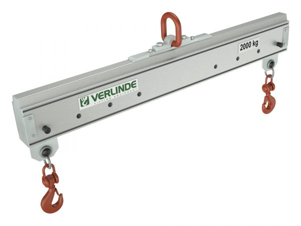 Aluminium Centre Eye Lifting Beam with Adjustable Drop Centres