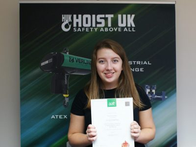 Hoist UKs Becca Jordan Accounts Exam Success
