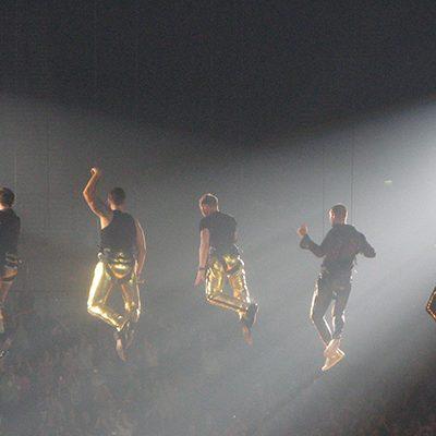 Boyzone Custom Performer Flying Winch System 4