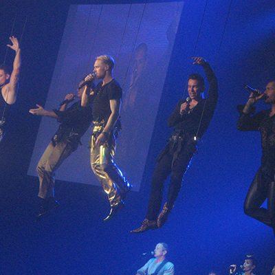 Boyzone Custom Performer Flying Winch System