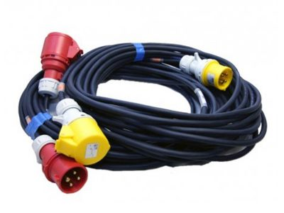Motor Cables (Direct / Low Voltage Control)