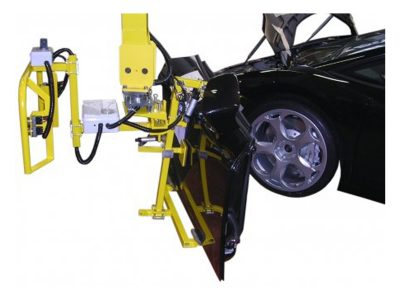 Pneumatic Arm Manipulator Car Components