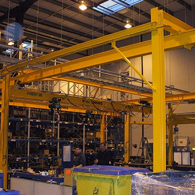 Component Assembly for Trains UK 4