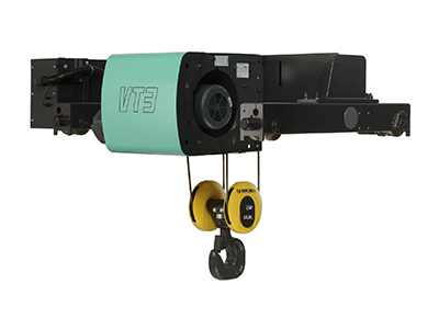 Eurobloc VT Electric Wire Rope Hoist Double Girder
