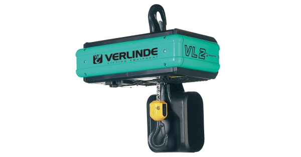 EUROCHAIN VL Sparkproof Electric Chain Hoist ATEX
