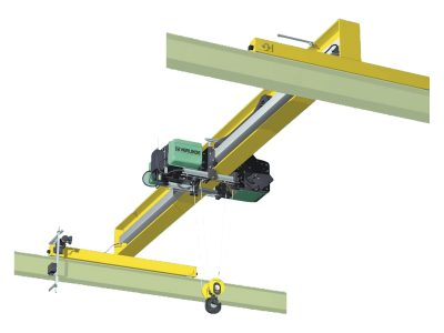 Electric Overhead Cranes and Crane Kits
