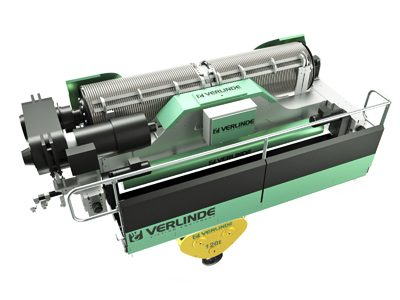 Eurobloc VT Open Barrel Electric Wire Rope Hoist