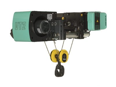 Eurobloc VT2 Electric Wire Rope Hoist