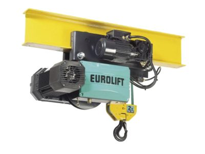 Eurolift BH Electric Belt Hoist with Low Headroom