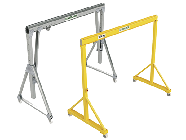 Gantry Cranes Overhead Cranes