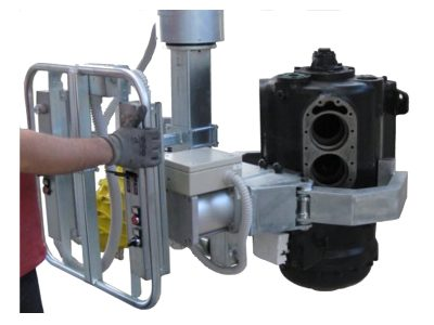 Pneumatic Arm Manipulator Gripping Tools