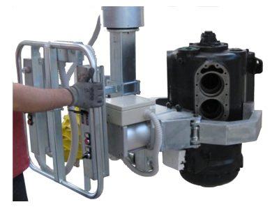 Pneumatic Arm Manipulator Gripping Tools