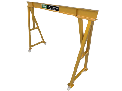 HUKSG1 Bespoke Steel Portable Gantry