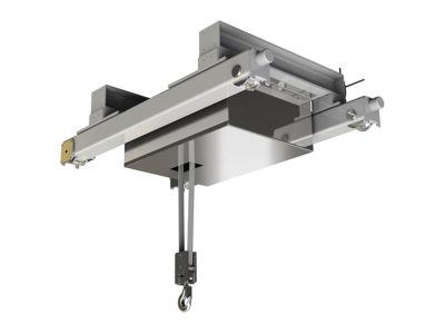 HUKSP2 Electric Belt Hoist Double Girder (Clean Room)
