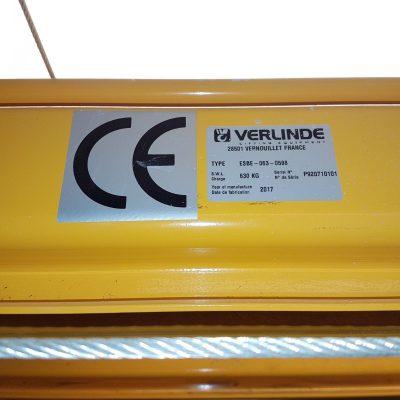Light crane system CE mark