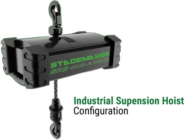 Stagemaker Rigging Hoist Industrial Suspension Hoist Configuration
