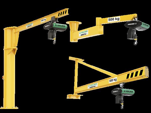 Jib Cranes Overhead Cranes