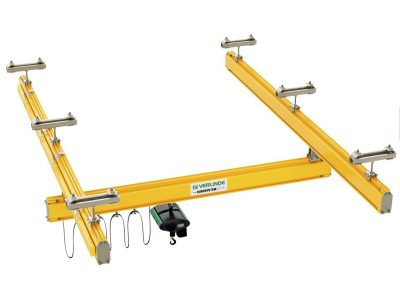 Light Overhead Crane System