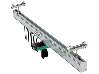 Lightweight Tracking Aluminium
