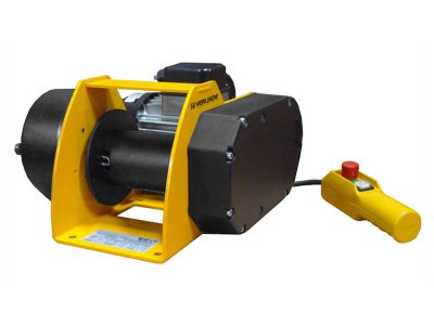MR Single Phase Electric Winch