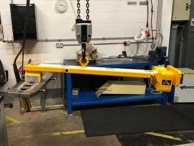 Magnetic Counterbalance Lifting Beam