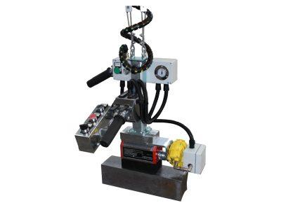 Pneumatic Arm Manipulator Magnetic Handling