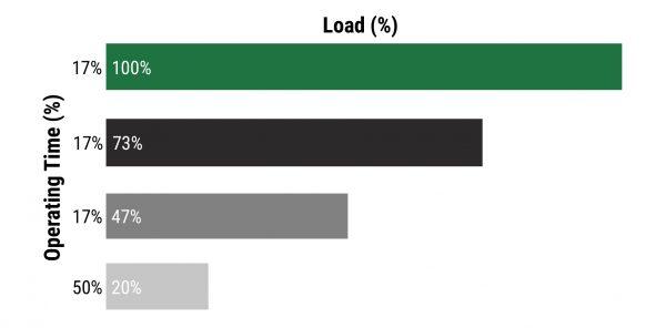 Medium Load Spectrum FEM Hoist Duty Classification