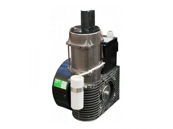 Mini Electric Pilewind Winch has a safe working load of up to 125kg and is a 415V three phase pilewind winch