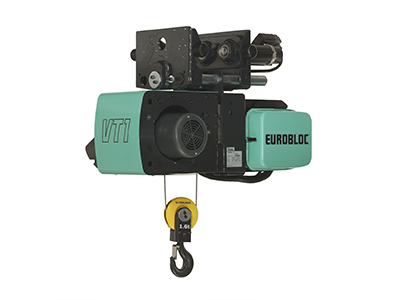 Eurobloc VT Electric Wire Rope Hoist Normal Headroom