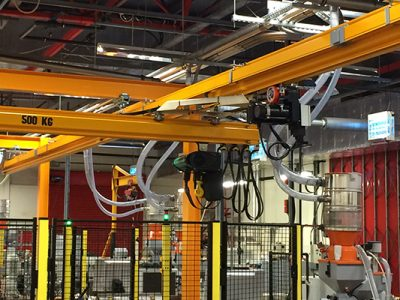 Overhead Crane System, Industrial