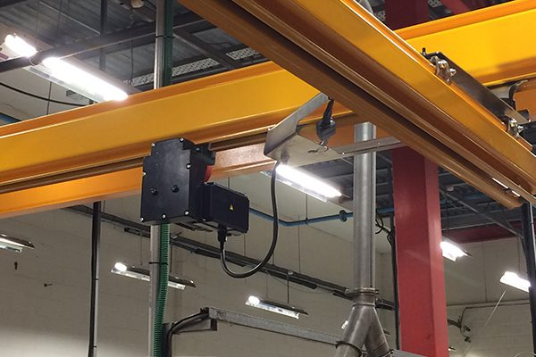 Light Crane Systems - Hoist UK