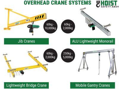 Overhead Cranes