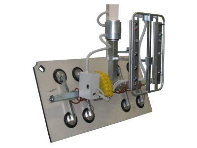 Pneumatic Arm Manipulator Panels