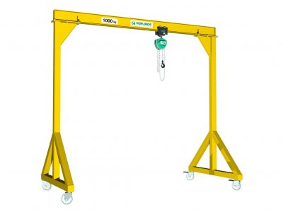 Portable Mobile Gantry