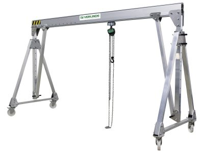Aluminium Portable Mobile Gantry