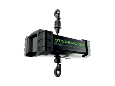 Stagemaker rigging hoists for entertainment
