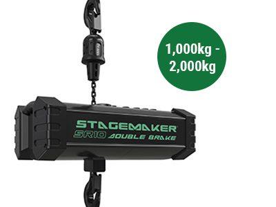 Stagemaker SR10 Rigging Hoist SWL 2000kg