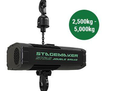 Stagemaker SR25 Rigging Hoist SWL 5000kg
