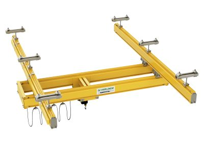 ST Double Girder Crane System