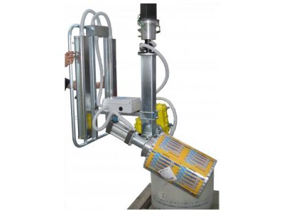 Pneumatic Arm Manipulator Shafts and Drums