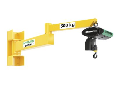 TA Wall Mounted Articulated Jib Crane