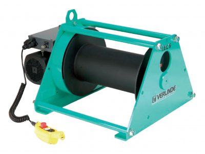 TEC Electric Winch