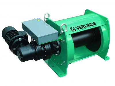 TVI Industrial Electric Winch