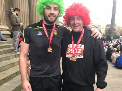 The Scouse 5K 2017 Hoist UK's Paul Jordan and Oisin Rodgers