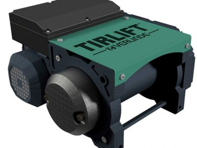 Tirlift Winch