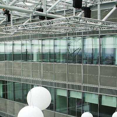 Truss Mother Grid to support modern lighting installation